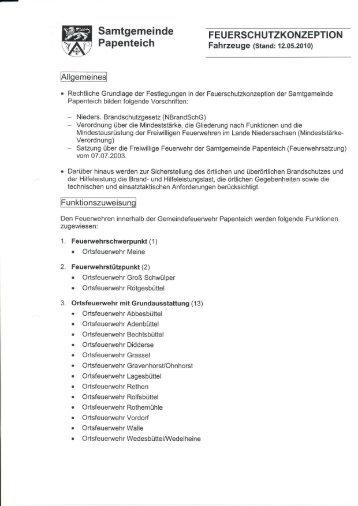 Samtgemeinde Papenteich