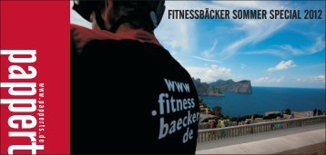 Fitness-Special Sommer 2012 VS+RS II