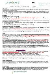 Obstbau - Warndienst vom 24. März 2010 1/2010 ... - Papst.ch