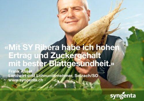 Download Zuckerrüben Mailing - Syngenta