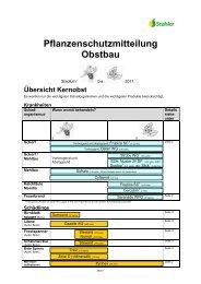 2. Stähler Info 2011 - Papst.ch