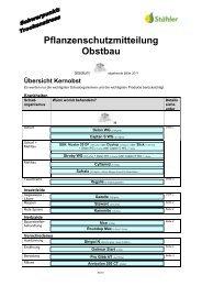 3. Stähler Info 2011 - Papst.ch