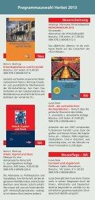 Download Programmauswahl Herbst 2013 - beim PapyRossa Verlag! - Seite 2
