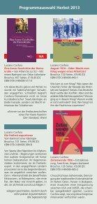 Download Programmauswahl Herbst 2013 - beim PapyRossa Verlag! - Seite 4