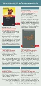 Download Programmauswahl Herbst 2013 - beim PapyRossa Verlag! - Seite 5