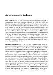Autorinnen und Autoren - beim PapyRossa Verlag!