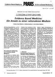 Bucher HC, Egger M, Schmidt JG et al. Evidence-Based Medicine