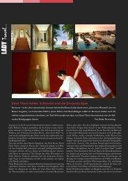 Dusit Thani, Thailand - Paradise Productions - Berlin