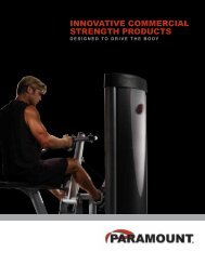 Strength Productline Overvew_12_12.pdf - Paramount Fitness