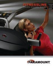 Fitnessline Brochure (FS) - Paramount Fitness
