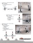 MODULAR SYSTEMS - Paramount Fitness - Page 3