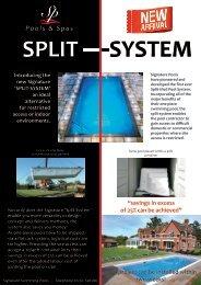 Signature_split_system - Paramount Pools