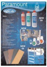 "3'6"" professional panel pool kits - Paramount Pools"