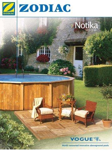 Notika - Paramount Pools