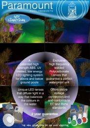 LED Lighting.cdr - Paramount Pools