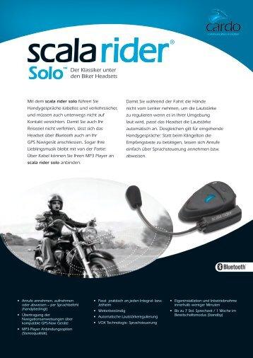 Solo™ - Cardo Systems, Inc