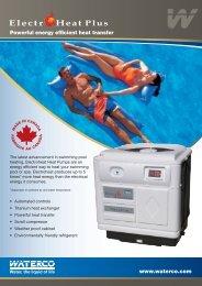Waterco Brochure - Splash and Relax