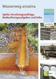 Infomappe Wasserweg (PDF) - Parc Ela