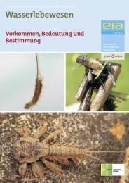 Infomappe Wasserlebewesen (PDF) - Parc Ela