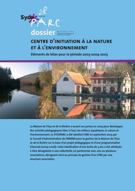 DOSSIER 28 - Parc naturel régional des Vosges du Nord