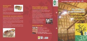 les maisons traditionnelles, vivre et habiter nos patrimoines au ...