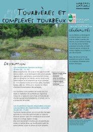 Les tourbières - Parc naturel régional des Vosges du Nord