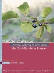 Tome 1 : choisir les plantes - Parc naturel régional des Vosges du ...