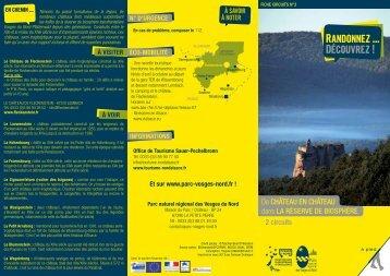 De château en château dans la réserve de biosphère - Parc naturel ...