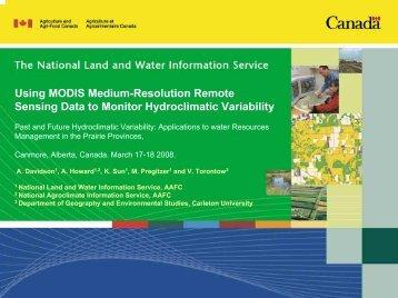 Presentation - Carleton University