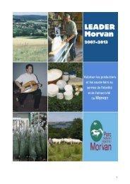 sommaire - Parc naturel régional du Morvan