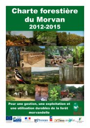 Charte forestière du Morvan 2012-2015 (PDF - 1517 Ko)