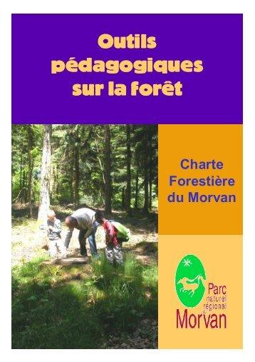 Outils pédagogiques sur la forêt - Parc naturel régional du Morvan