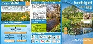 Plaquette Contrat Global Cure Yonne - Parc naturel régional du ...