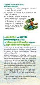 Charte Eco-cueillette - Parc naturel régional du Morvan - Page 5