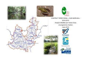 Diagnostic par masse d'eau 2010 (PDF - 5313 Ko) - Parc naturel ...