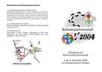 Einladung (PDF: 1.733 kByte) - DPSG Diözesanverband Trier