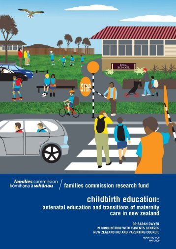 Childbirth Education - Families Commission