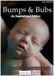 Newsletter June July 2011 - Parents Centres New Zealand Inc