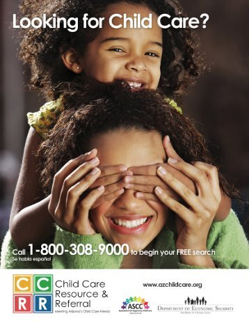 In–Home Child Care - Parent's Resource Guide