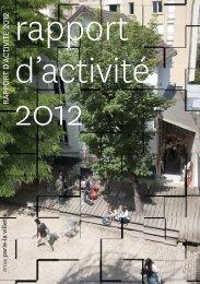 ensaplv ra 2012 def .pdf - Ecole Nationale Supérieure d'Architecture ...