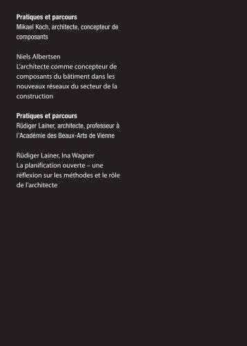 Lire un extrait - Ecole Nationale Supérieure d'Architecture de Paris ...