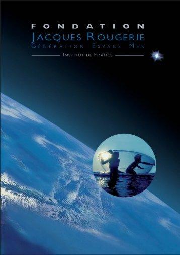 Presentation Fondation Jacques Rougerie.pdf - Ecole Nationale ...