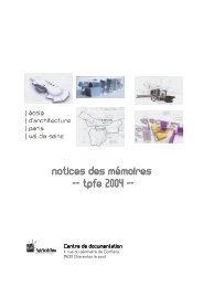 Aubert-Maguero, Nicolas - Ecole Nationale Supérieure d ...