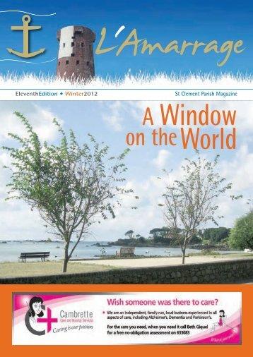 L'Amarrage - Edition eleven - Winter 2012 - Parishes Online