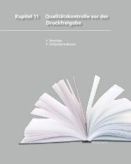 Kapitel 11 Qualitätskontrolle vor der Druckfreigabe