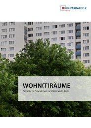 Wohn(T)räume - Der Paritätische Berlin