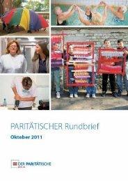 Barrierefreiheit ist nicht genug - Der Paritätische Berlin