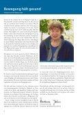Bewegung hält gesund - Der Paritätische Berlin - Page 4
