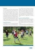 Bewegung hält gesund - Der Paritätische Berlin - Page 7