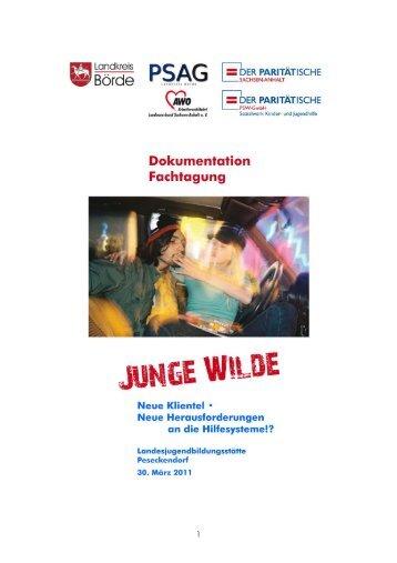 Junge Wilde - AWO Sachsen-Anhalt